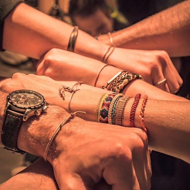 Merakis with original Mexico City bracelets