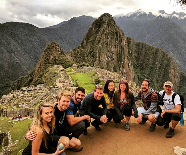 After seeing Machu Picchu with fellow Remotes and friends, a smaller group of us braved Sun Gate and the Inca Bridge hikes later in the day.