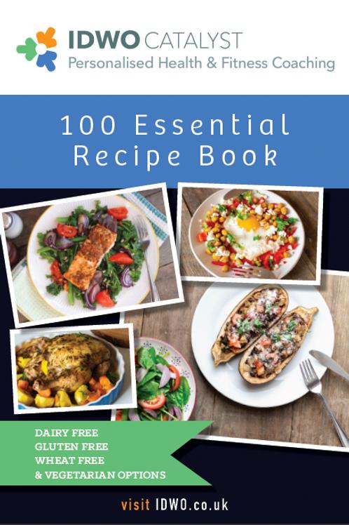 100 Essential Recipes E-Book