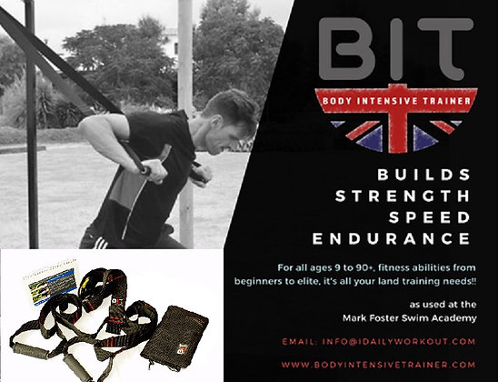 BIT Trainer & 12 week online Training Programme
