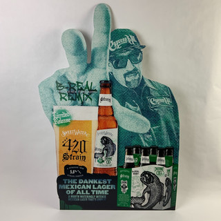 SweetWater Brewery   Point of Purchase Display