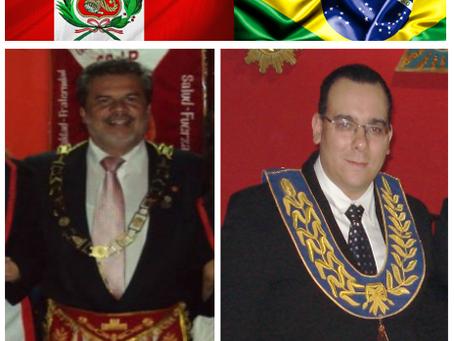 TRATADO DE AMIZADE ENTRE O GOMP - BRASIL E O GOdP - PERÚ