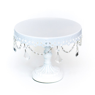 Crystal Drop Cake Pedestal (medium)