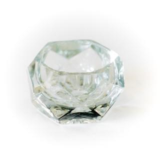 Depression Glass Ring Holder