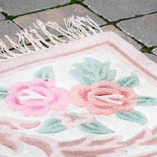 Blush Pink Rug