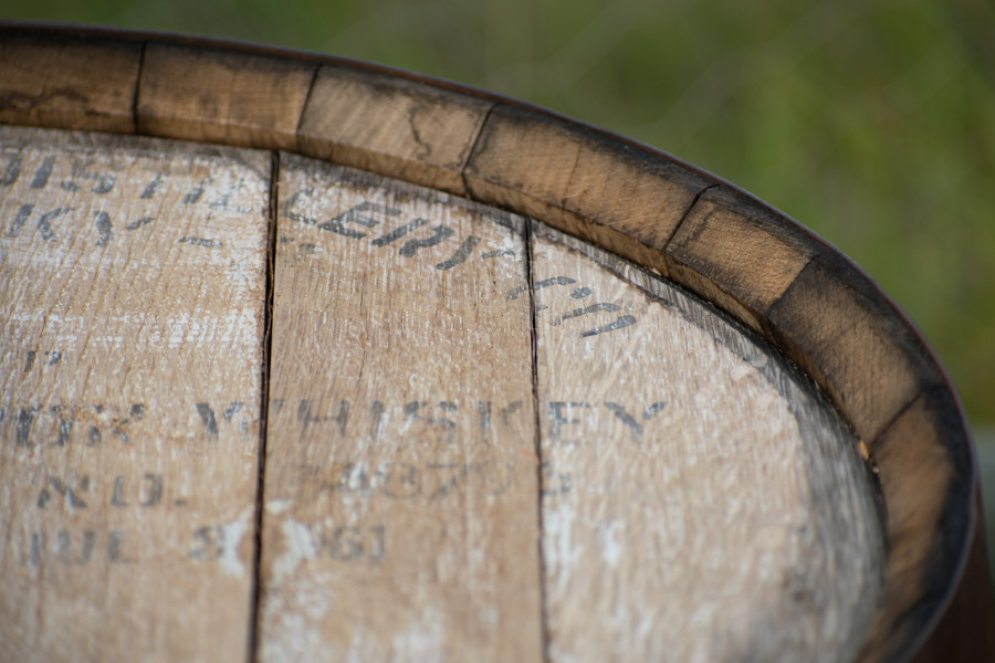 Whiskey & Wine Barrels - Vintage Rentals