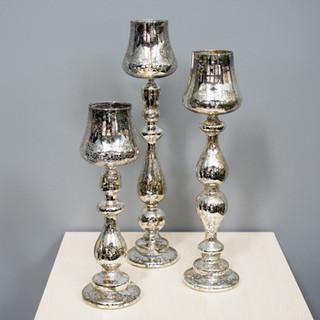 Mercury Glass Votives