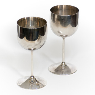 Brass Wine Cups
