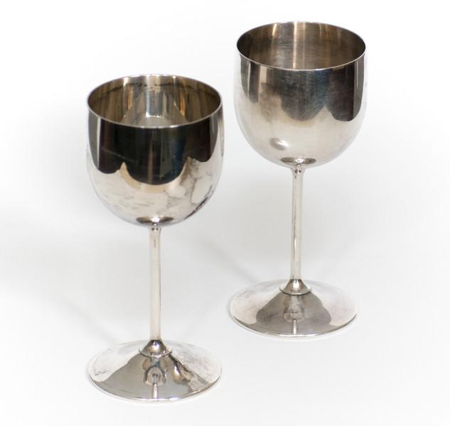 Brass Wine Cups