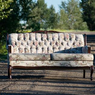 Thulite Sofa