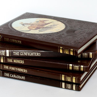 'The Old West' Book Set