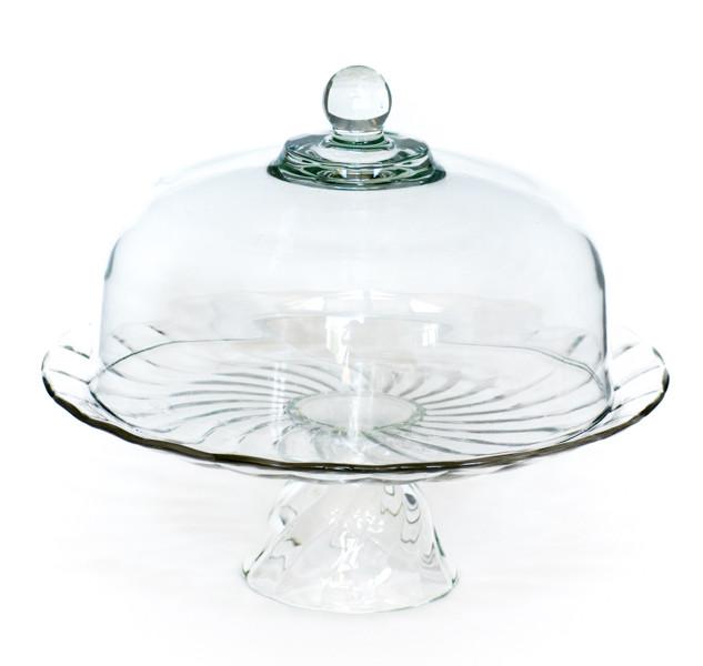 Swirl Cake Pedestal