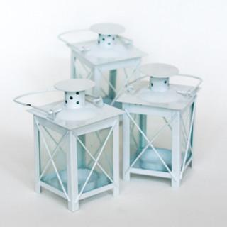 White Mini Lanterns