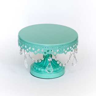 Crystal Drop Cake Pedestal (small)
