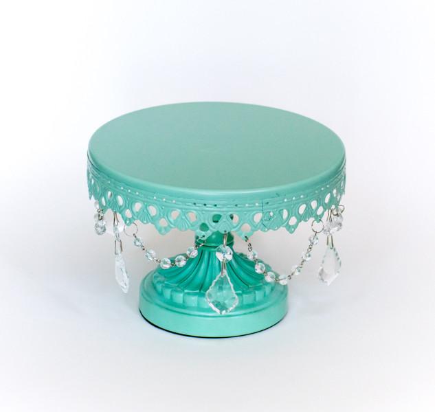 Crystal Drop Cake Pedestal (small)