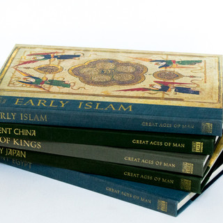'The Great Ages of Man' Art Books
