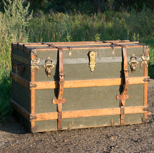 Forest Green Trunk
