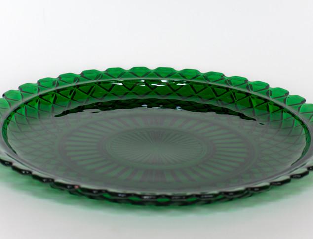 Emerald Platter