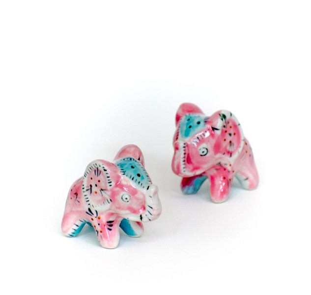 Pink Elephant S&P Shakers