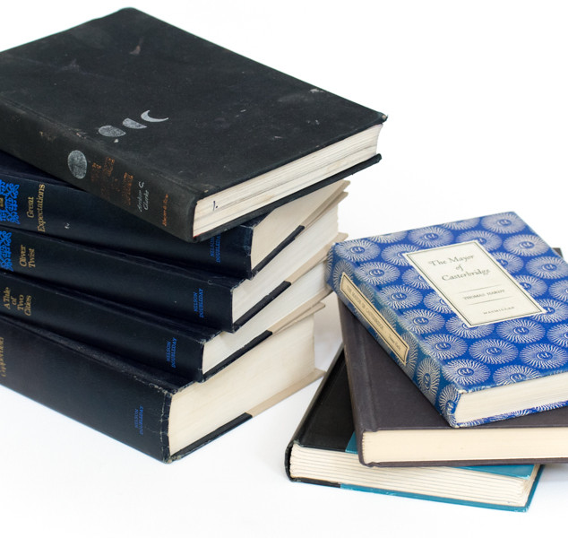 Blue & Black Books