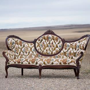 Malachite Sofa