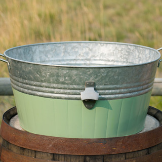Mint Drink Tub