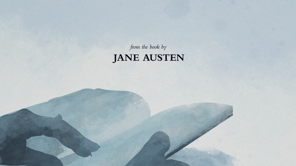 Pride and Prejudice, Movie Title Sequence