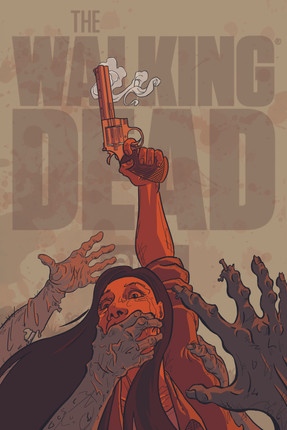 The Walking Dead, Poster