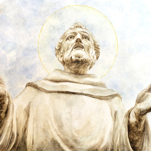St. Fransis of Assiss