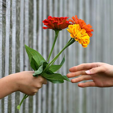 Balancing Giving & Receiving