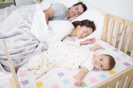 El colecho puede cambiar la experiencia con tu bebé recién nacido