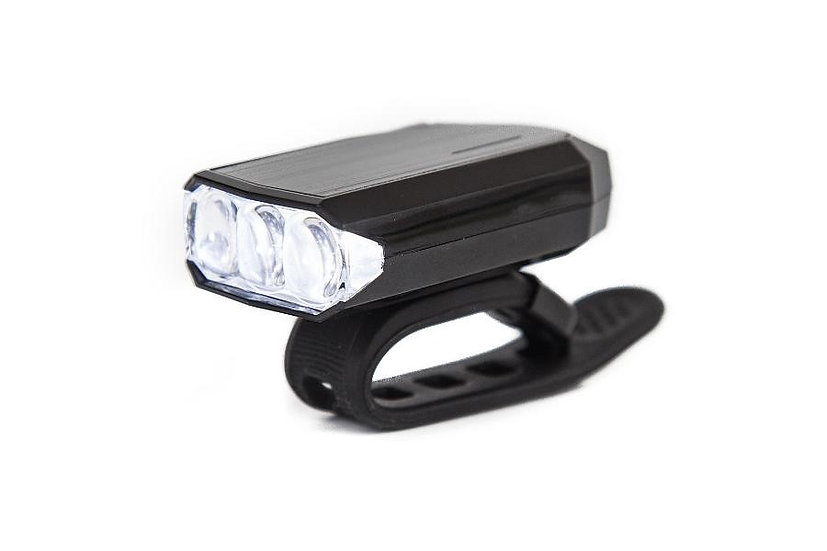 White front LED light, USB chargeable (Blindly strong)