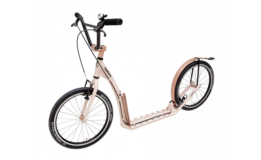 Footbike KOSTKA TWENTY Wedding (G5) - Limited wedding edition