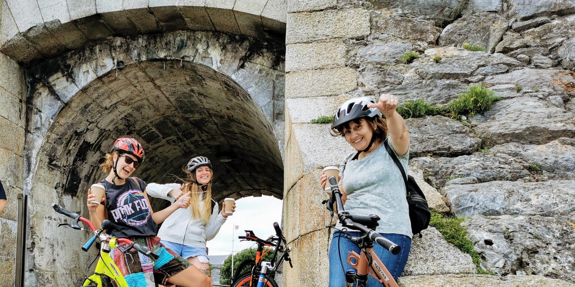 iScootbike Footbike UK - great fun for women