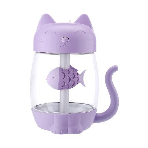 小貓魚魚加濕器