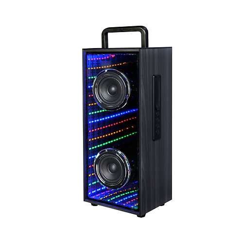 Bluetooth 2.0 Channel LED Speaker