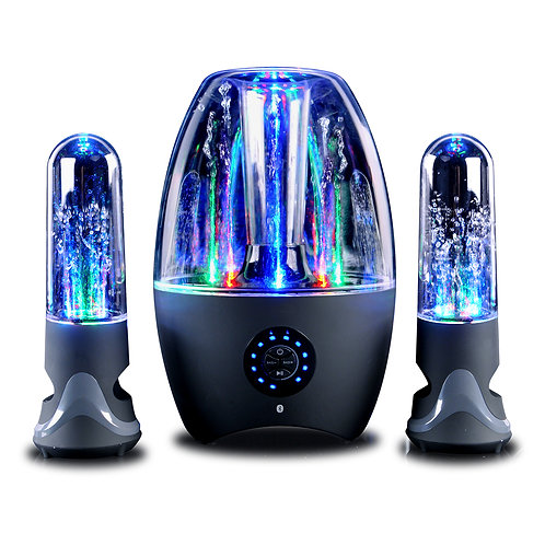 Bluetooth 2.1 Channel Fountain Speakers
