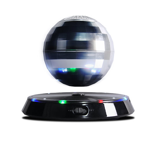 Bluetooth Floating Disco Ball Speaker