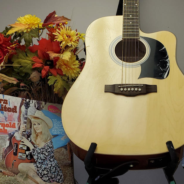 New Acoustic Guitar