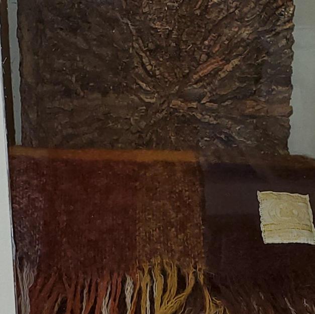 Mohair Blanket