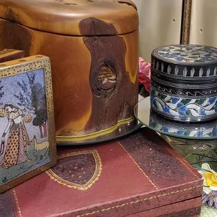 Curio Boxes