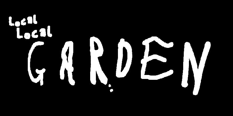 LOCAL LOCAL GARDEN ロゴ