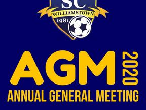 WSC AGM - Monday 14 December - 6:00pm