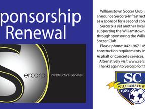 Sponsorship Renewal