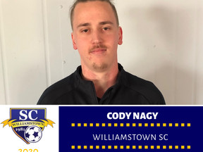 Williamstown SC Player Announcement 2020