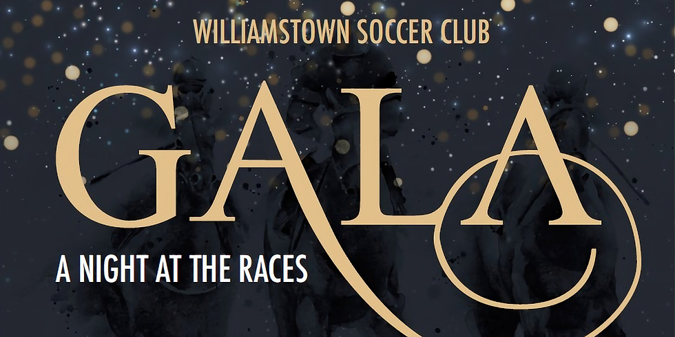 WSC Gala - A night at the races!
