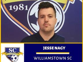 Williamstown SC Coaching Announcement