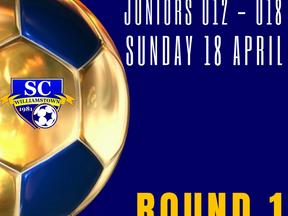 WSC Juniors - Start of Season 2021...