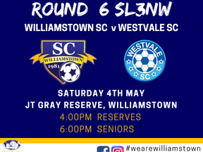 Men's State League 3NW   Round 6