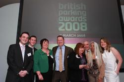 British Parking Awards 2008